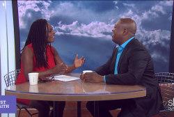 Tituss Burgess reflects on career, faith