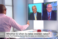 To raise or not to raise? Interest rates...
