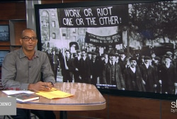 Timeline of U.S. Labor: Work or riot!