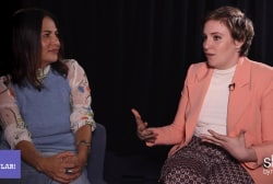 Sneak peek: Janet interviews Lena Dunham