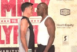 Mitt Romney vs. Holyfield: This is happening