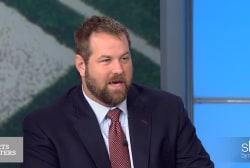 NFL's Geoff Schwartz talks religion, MRSA