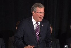 Can Jeb step in as establishment candidate?