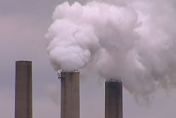 Climate change, a goal to use less coal?