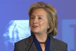 The Clinton platform