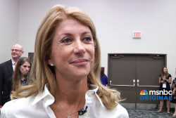 Can Wendy Davis overcome the odds?