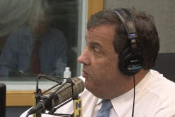Christie sticks to his story