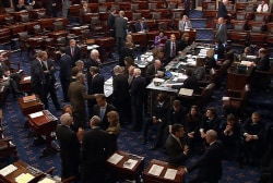 Senate approves debt limit hike