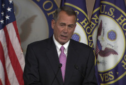 Boehner warns immigration reform is in danger