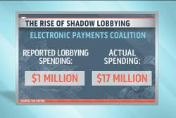 The rise of shadow lobbying