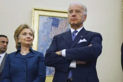 No chance for Biden in 2016?