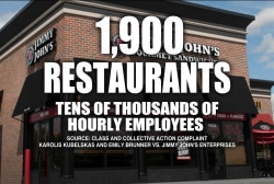 Sandwich chain accused of wage theft
