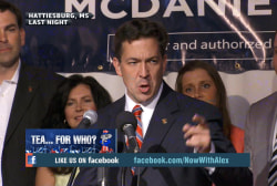 McDaniel seething after loss to Cochran
