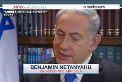 Netanyahu walks back Palestinian state...