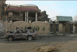 Violent attack shakes Afghanistan
