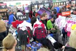 Retailers look to keep Black Friday momentum