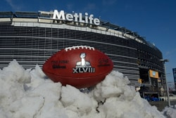 Security preparations for Super Bowl underway