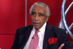 Rep. Rangel: An international threat...