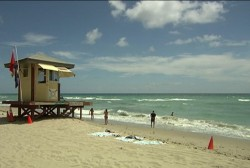 Constant erosion threatens South Florida...