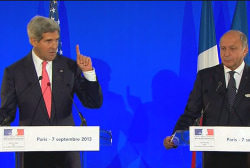 Kerry: If we don't confront this now, we...