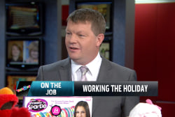 Toys R' Us VP on top toys, working the...