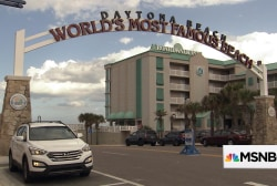 Main Street USA: Welcome to Daytona Beach, FL