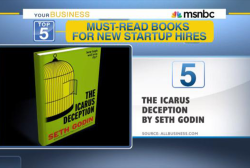 Five must-read books for new hires