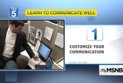 5 ways you can communicate better