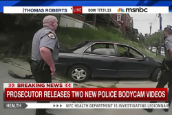 New body cam videos of Sam DuBose shooting