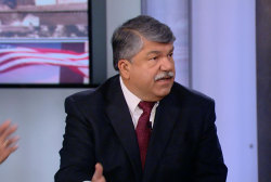 AFL-CIO head: I don't think Walker will win