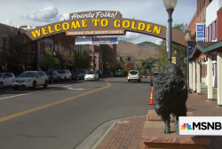 Main Street USA: Welcome to Golden, CO