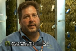 Pot Barons Bio: Medicine Man – Andy Williams