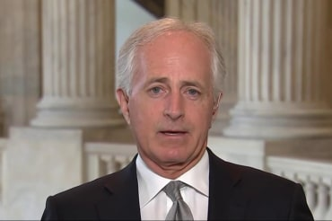 GOP senator can't see Trump 'terminating'…