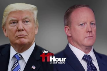 Spicer can't say if Trump believes Russia…