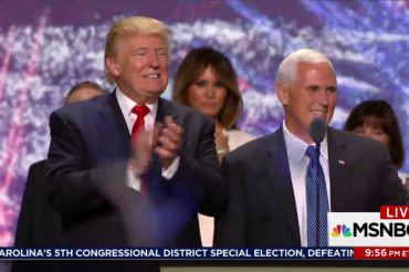 Pence not without options to pay lawyer bills