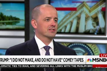 Evan McMullin: Russia attack on our…