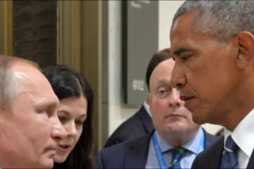 Obama struggled to punish Russia for...