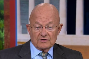 James Clapper: Trump is making Russia…