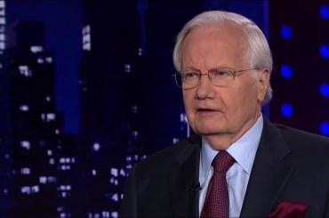 Bill Moyers: Instead of a 'soul,' Trump…