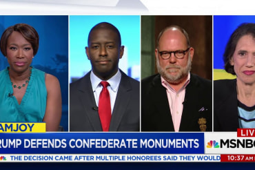 Outcry after Trump defends Confederate…