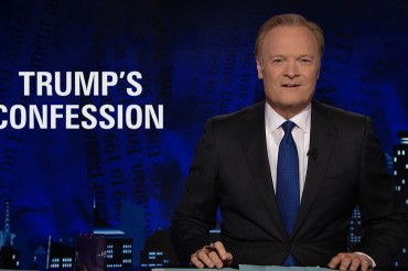 Lawrence: Trump's most important lie is...