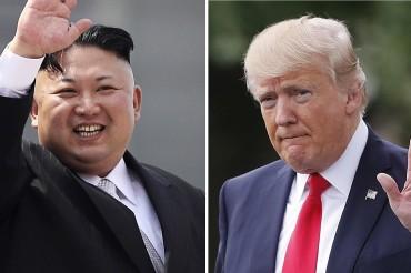 Rep. Swalwell: Trump behaving like Kim…