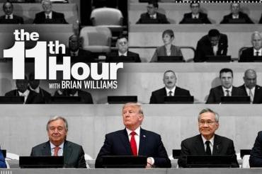 In first U.N. remarks Trump brings up his…