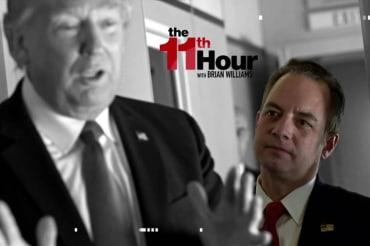 Former Trump aide Priebus questioned in...