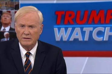 Matthews: Trump needs to stay out of…