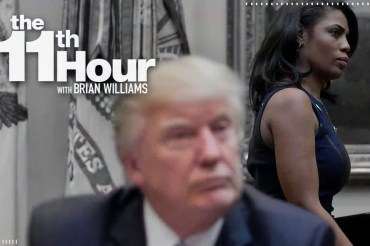 NBC News: Omarosa 'forced out' of Trump White House job