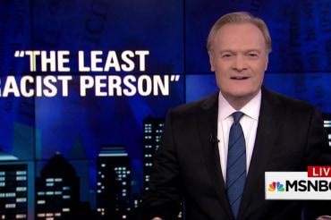 Lawrence_Trump_not_least_racist_presiden