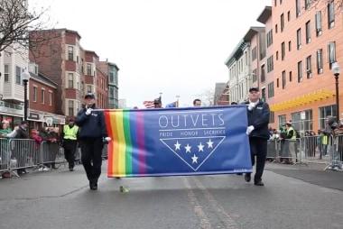 LGBT vets make history at Boston St. Pat's...