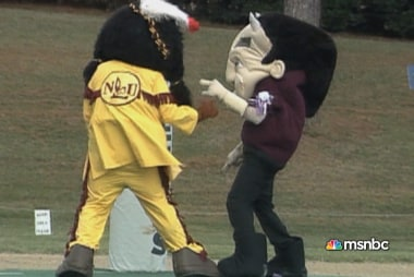 Caught on Camera: Rage- Mascots