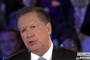 John Kasich on the polarization in politics